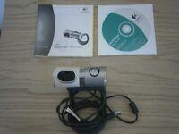 Logitech Quickcam Ultra Vision - webcam