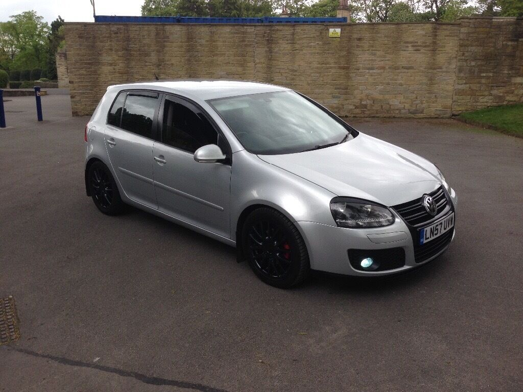 57 volkswagen golf 2 0 tdi gt sport audi ford golf in bradford west yorkshire gumtree. Black Bedroom Furniture Sets. Home Design Ideas
