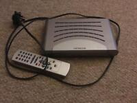 Freeview box and controller