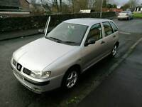 Seat Ibiza sale or swap PRICE REDUCED