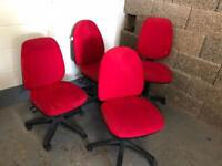 6office chairs