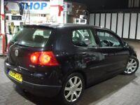 !!! VW VOLKSWAGEN GOLF 1.6 FSI SE !!! 2004 PLATE LOW MILES 3 DOOR HATCHBACK !!! NEWER SHAPE 6 SPEED