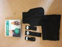 Maternity bellybelt and trouser extenders