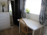 Monday to Friday let/ Quiet house £ 90 per week