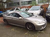Toyota Celica T-sport vvti. 190bhp . Low miles. Swap or sell why.