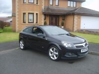 VAUXHALL ASTRA S.R.I 3 DOOR 70 K £2695 LOVELY 07 REG