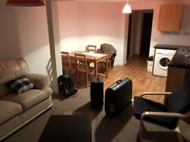 Spacious one bedroom flat near station