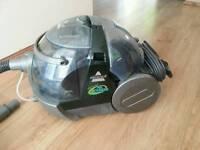 Wacuum carpet wascher cleaner