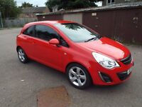 2011 Vauxhall Corsa 3 Door Hatchback for Sale