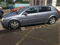 Vauxhall Signum 2 new tyres full MOT drives very well
