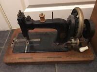 Vintage frisher Rothman sewing machine