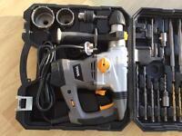 TITAN Rotary Hammer Drill 1500W