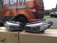 Bmw m5 lci 2014 xenon headlights