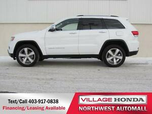 2015 Jeep Grand Cherokee Limited 4WD |