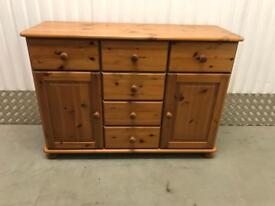 Pine sideboard with FREE DELIVERY