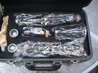 FORTISSIMO CL-01 CLARINET, BRAND NEW , UNWANTED GIFT