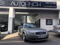 Audi A4 Sport 3.0 Cabriolet Convertible Automatic Petrol Drives Fine