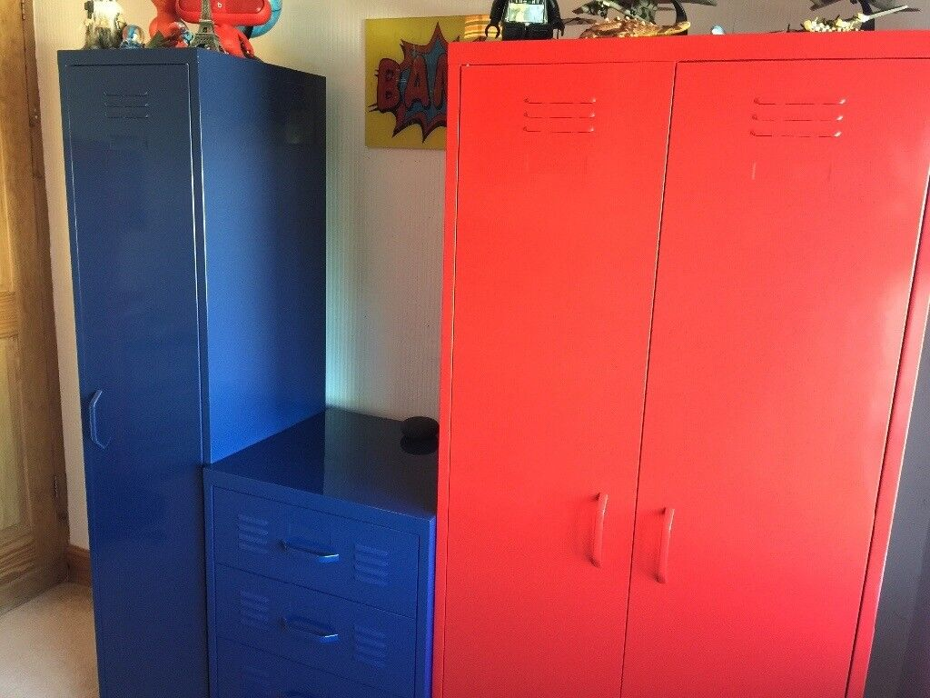 cheap for discount 6dcc6 a5d9c Next Kids Locker style metal furniture bedroom set | in Swansea | Gumtree