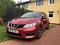 Nissan Pulsar 2015 Acenta AUTO Dig-T Cvt £30 Road Tax