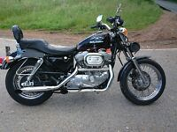 1991 Harley Davidson 883 Sportster PX and delivery possible