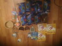 Aviary items