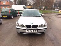 EXCELLENT COND LOW MILEAGE RARE 1 OWNER BMW 3 Series 1.9 316i SE 4dr