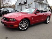 2012 Ford Mustang V6  CONVERTIBLE  120K ACCIDENT FREE