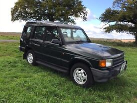 Land Rover Discovery 22,000 miles from new - 11 months mot