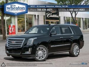 2016 Cadillac Escalade Plat. SUV - DVD Ent. Surround Vision BT