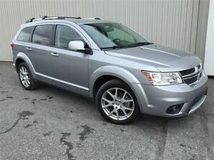 2016 Dodge Journey R/T==AWD==CUIR==7 PASSAGERS