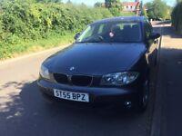 BMW 1 Series 2.0 118i SE Hatchback 5d 1995cc Automatic