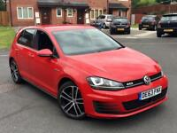 63/2014 VOLKSWAGEN GOLF GTD 2.0 TDI TOP SPEC IMMACULATE CONDITION FULL HISTORY S3 GTI M135I DSG C63!