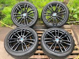Bmw 3-4 series m sport 19 alloys