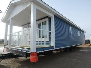 New 16 X 50 Modular Mobile Home 2 Bed 1 Bath