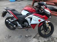 Wk 50cc