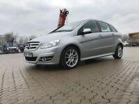 2009│Mercedes-Benz B Class 2.0 B200 CDI Sport CVT 5dr│2 Former Keepers│Service History│1 Year MOT