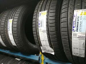 275/55R20 MICHELIN PREMIER LTX SET OF FOUR BRAND NEW WILL INSTALL AND BALANCE CALL NOW!!!