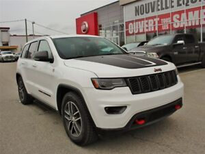 2017 Jeep Grand Cherokee TRAILHAWK LUXE *TOIT PANO* PROGRAMME 10