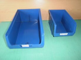 LIN BIN STYLE PARTS BINS STORAGE 2 SIZES AVAILABLE