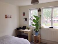 Large double room sublet (2-3 months) in Stoke Newington