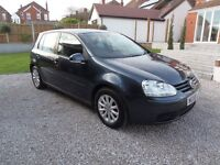 A SUPERB VW GOLF MATCH 1.9 TDI, 1 OWNER WITH A FULLY DETAILED SERVICE HISTORY, RECENT MOT & CAMBELT