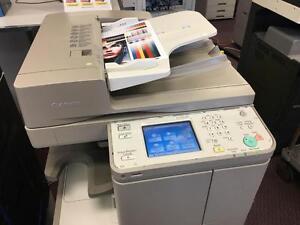 Canon ImageRunner advance IRA C2020 Color Copier Scanner 11x17 Copy Machine Colour Laser Printer Photocopier