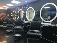 Barber wanted, modern busy salon. Town centre