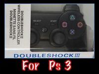 PS3 DUAL SHOCK WIRELESS CONTROLS PAD