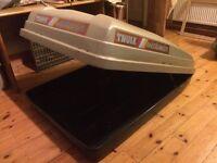 Thule Weekender roof box