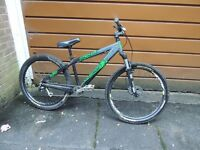 Scott Vlotage mountain bike
