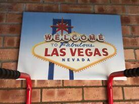 Vegas canvas