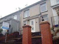 2 bedroom house for rent in Merthyr Vale.