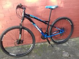 Mongoose Sector MTB Bike ,Disc Brakes, Aluminium,used,