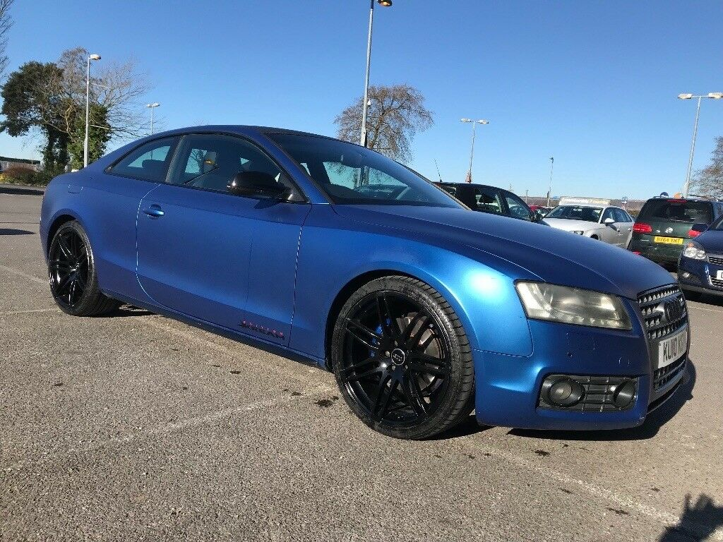 audi a5 s line coupe in portsmouth hampshire gumtree. Black Bedroom Furniture Sets. Home Design Ideas
